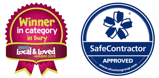 Awards for expert carpet cleaning Bury