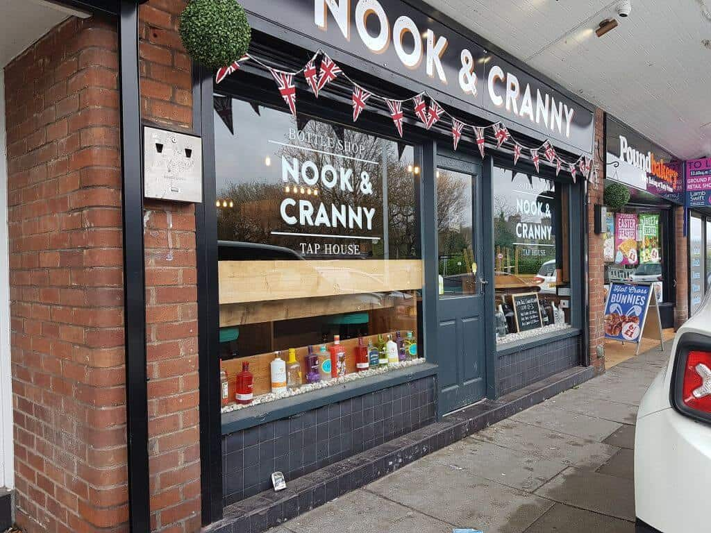 carpet cleaning at nook and cranny