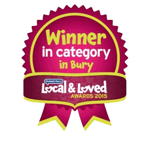 Carpet Cleaning Bury - Local and Loved Award